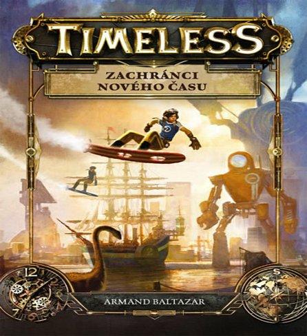 Náhled Timeless – Zachránci nového času