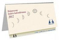 Szépasszony Lunáris kalendáriuma 2012