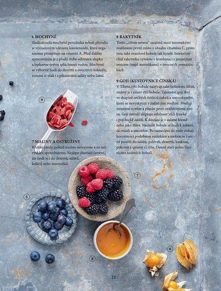 Náhled Superpotraviny: Kuchařka plná zdraví