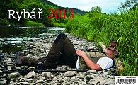 Kalendář stolní 2013 - Rybář