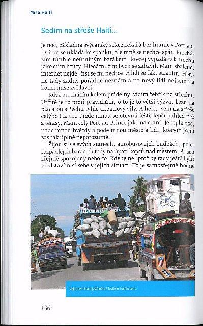 Náhled Mise Haiti - 5 měsíců s Lékaři bez hranic