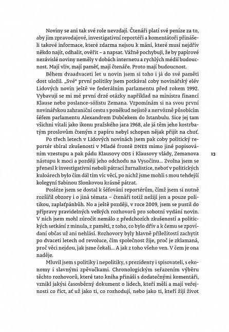 Náhled Na Hradě a v podhradí - Česko na cestě od Havla k Zemanovi
