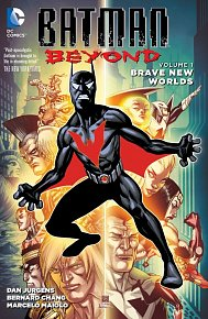 Batman Beyond (2015-) Vol. 1: Brave New Worlds