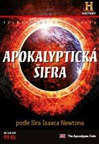 Apokalyptická šifra - DVD digipack