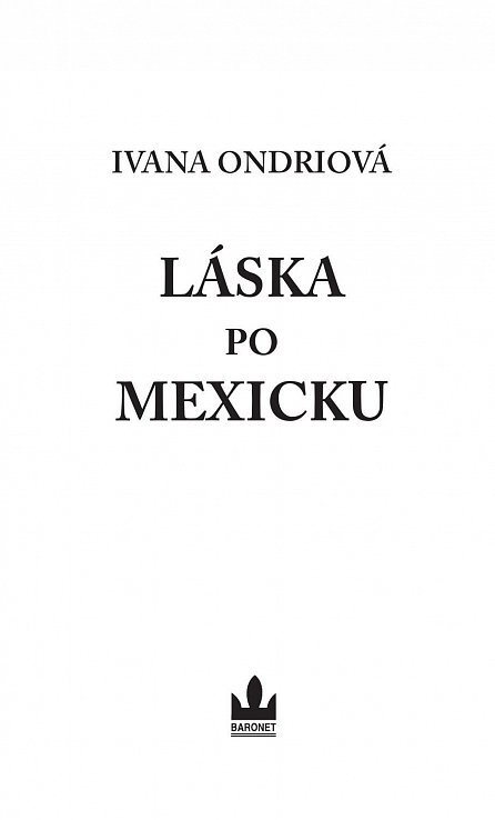 Náhled Láska po mexicku