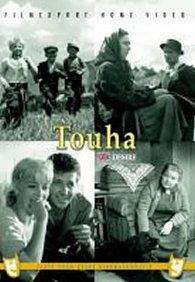 Touha - DVD box