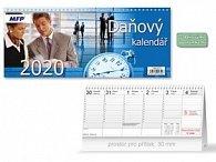 Daňový - stolní kalendář 2020