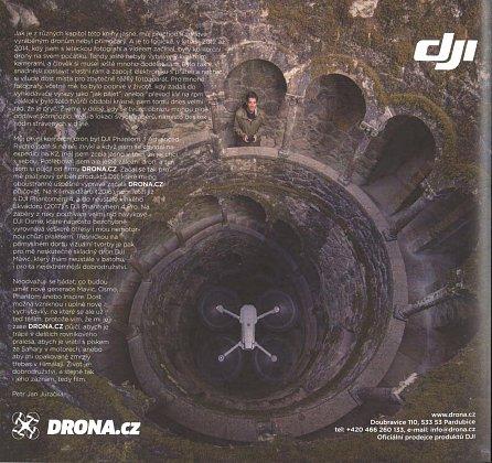 Náhled Drony - Fotografování z ptačí perspektivy