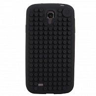 Samsung S4 Pixel Case černá