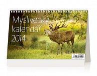 Kalendář 2014 - Myslivecký kalendář - stolní
