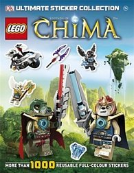 LEGO Legends of Chima Ultimate Sticker Collection