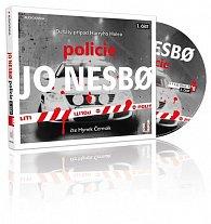 Policie - 1. část -  CDmp3 (Čte Hynek Čermák)