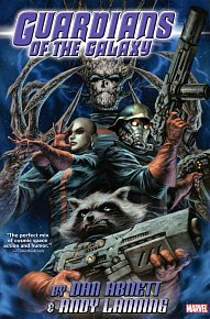Guardians Of Galaxy By Abnett And Lanning Omnibus