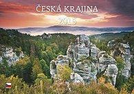 Kalendář nástěnný 2015 - Česká krajina