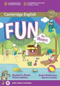 Fun for Movers 3rd Edition: Student´s Book