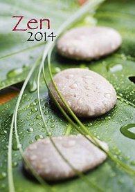 Kalendář 2014 - Zen - nástěnný
