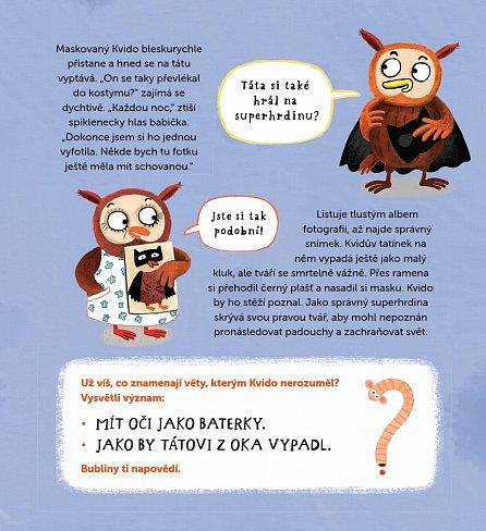 Náhled Kvidovy přeslechy - Jazykové hračičky pro děti i sovičky