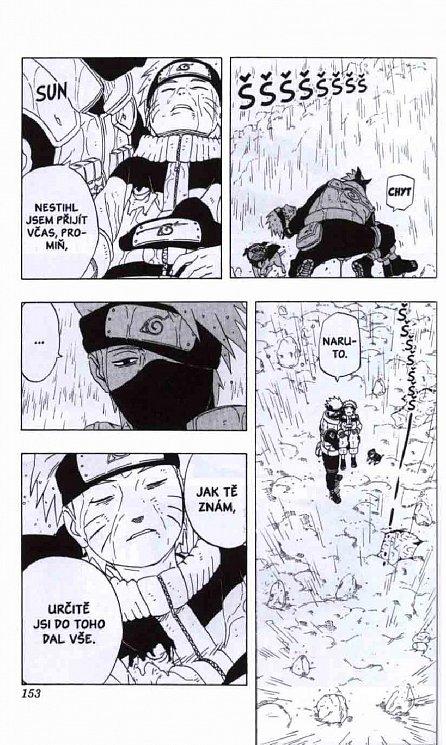 Náhled Naruto 26 - Odloučení