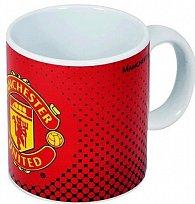 Hrnek keramický velký - FC Manchester United/znak klubu