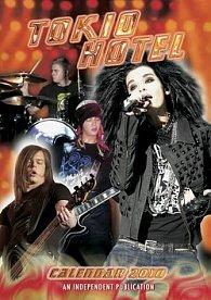 Tokio Hotel 2010 - nástěnný kalendář