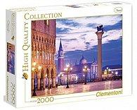 Puzzle 2000 dílků Benátky