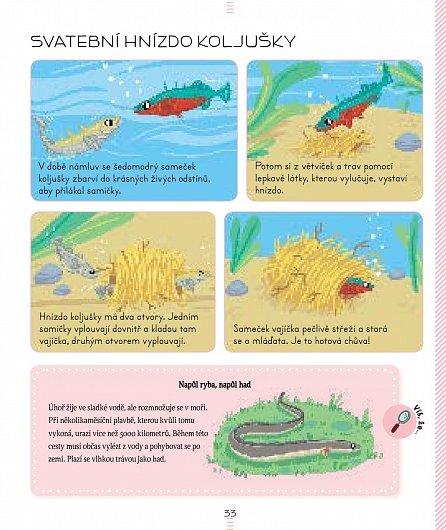 Náhled Encyklopedie Larousse - příroda