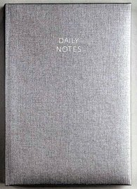 Daily Notes - Arizona denní A5 - béžová
