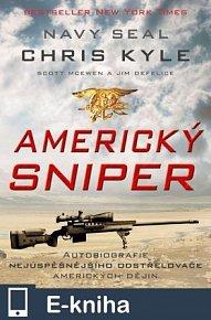 Americký sniper (E-KNIHA)