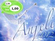 Anjeli 2012 - stolový kalendár