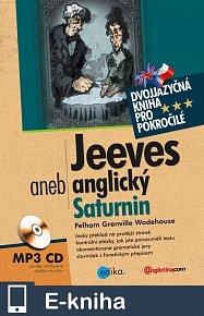 Jeeves aneb anglický Saturnin (E-KNIHA)