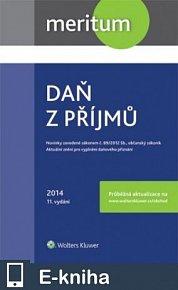 meritum Daň z příjmů 2014 (E-KNIHA)