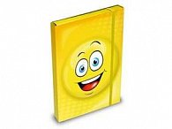 Desky na sešity MFP S-box A5 Smile 056