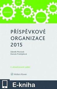 Příspěvkové organizace 2015 (E-KNIHA)