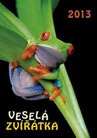 Veselá zvířátka - nástěnný kalendář 2013