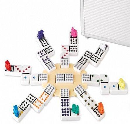 Náhled Domino 12 - Mexický vlak - HOT Games Alu