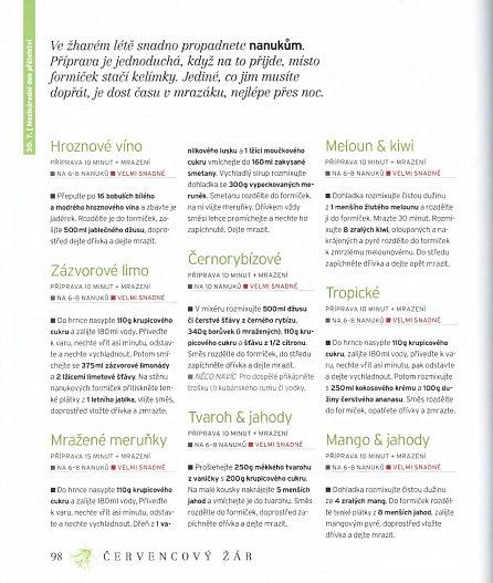 Náhled Apetit sezona LÉTO - Recepty ze zralého ovoce a čerstvé zeleniny (Edice Apetit)