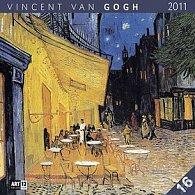Kalendář 2011 - Vincent van Gogh (30x60) nástěnný poznámkový
