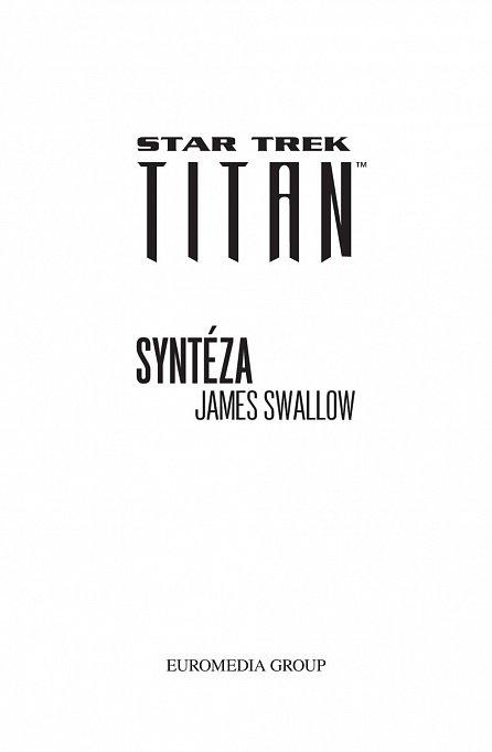 Náhled Star Trek: Titan – Syntéza