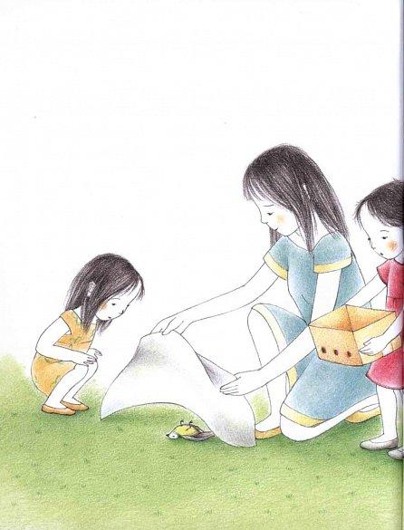 Náhled Moje malé příběhy Montessori - Zraněný ptáček