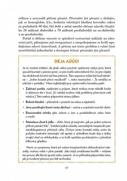 Náhled Život bez pšenice: deník pro každodenní praxi