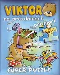 Viktor na prázdninách pri mori