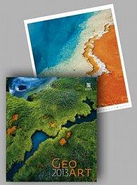 Geo Art - nástěnný kalendář 2013