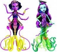 Monster High nová příšerka z útesu