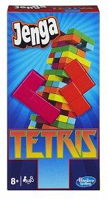 Společenská hra Jenga tetris