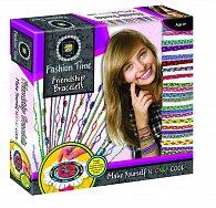 Fashion Time, výroba náramků přátelství
