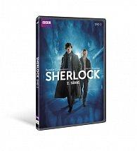 Sherlock - II.série, díl 2: Psisko baskervillské - DVD
