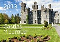 Kalendář nástěnný 2013 - Castles of Europe
