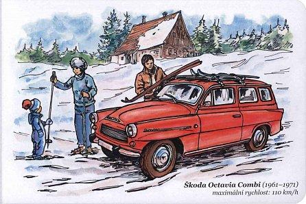 Náhled Československá osobní auta