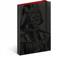 Diář 2017 - Star Wars/Vader - týdenní