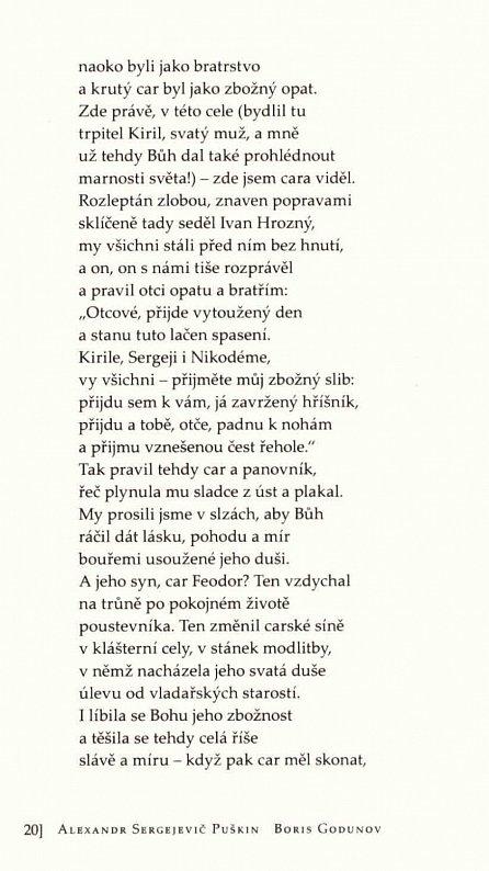 Náhled Boris Godunov